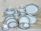 Porcelain Dinner Set (YD-DS832)