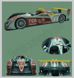 Racing Car Model (01062)