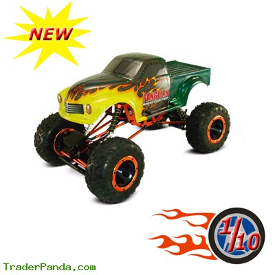 R/C Toy- 1/10 Scale Rc Electric Power Crawler (94180T2)