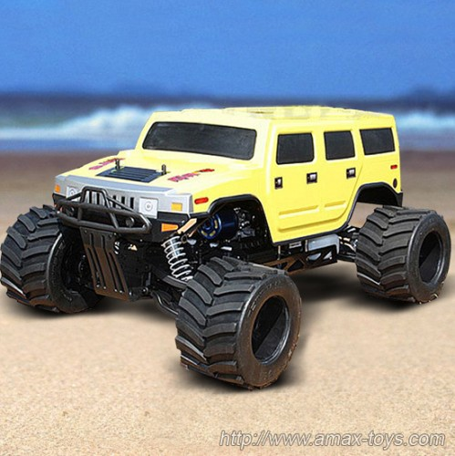1-4-Scale-35cc-Gasoline-Power-Monster-Truck-GT-01801