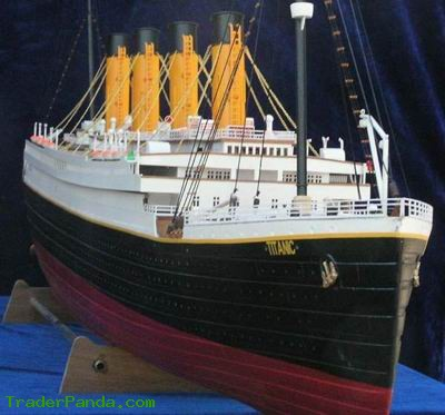 Remote Control Model - Titanic (HW-03)